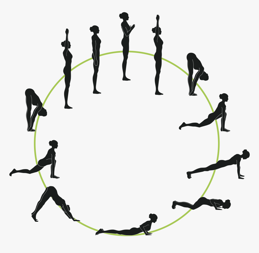 Download Yoga Asana Png Photo Silhouette Yoga Poses Png Transparent Png Kindpng