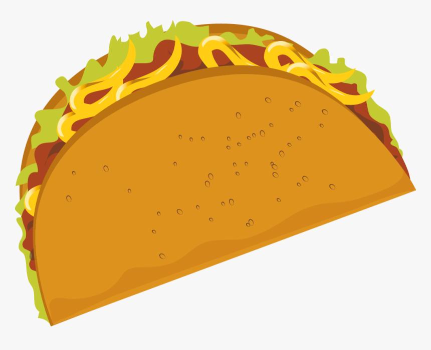 Mexican Taco Clipart Taco Clipart Hd Png Download Kindpng