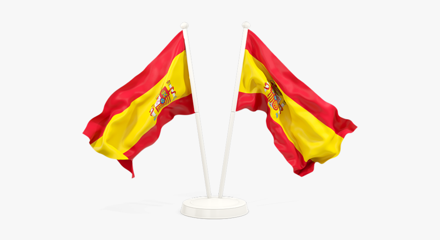 Two Waving Flags - Egypt Flag Waving Png, Transparent Png, Free Download