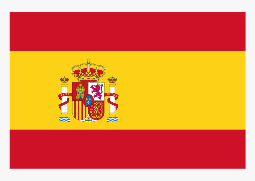 Spanish Flag Flag, HD Png Download, Free Download