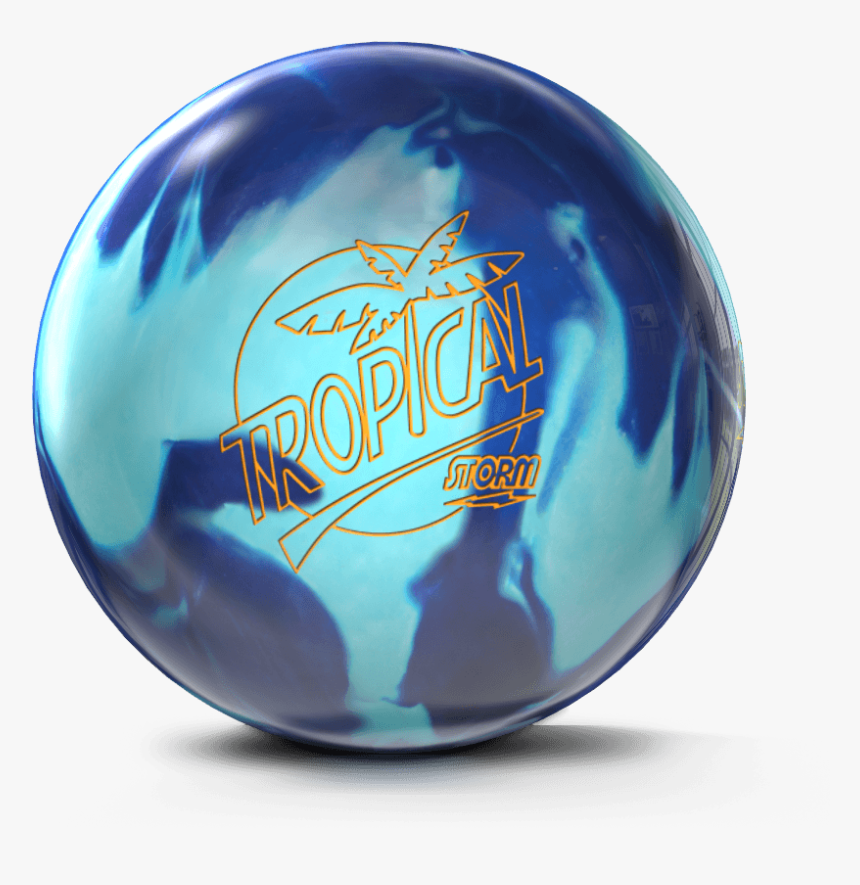 Tropical Surge Bowling Ball, HD Png Download, Free Download