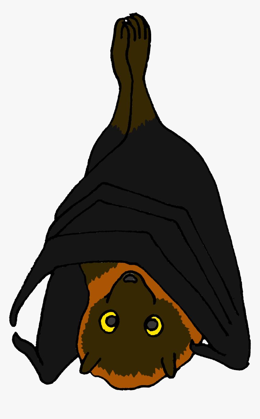 A Picture Of A Cartoon Bat transparent fruit bat clipart - cartoon picture of a fruit