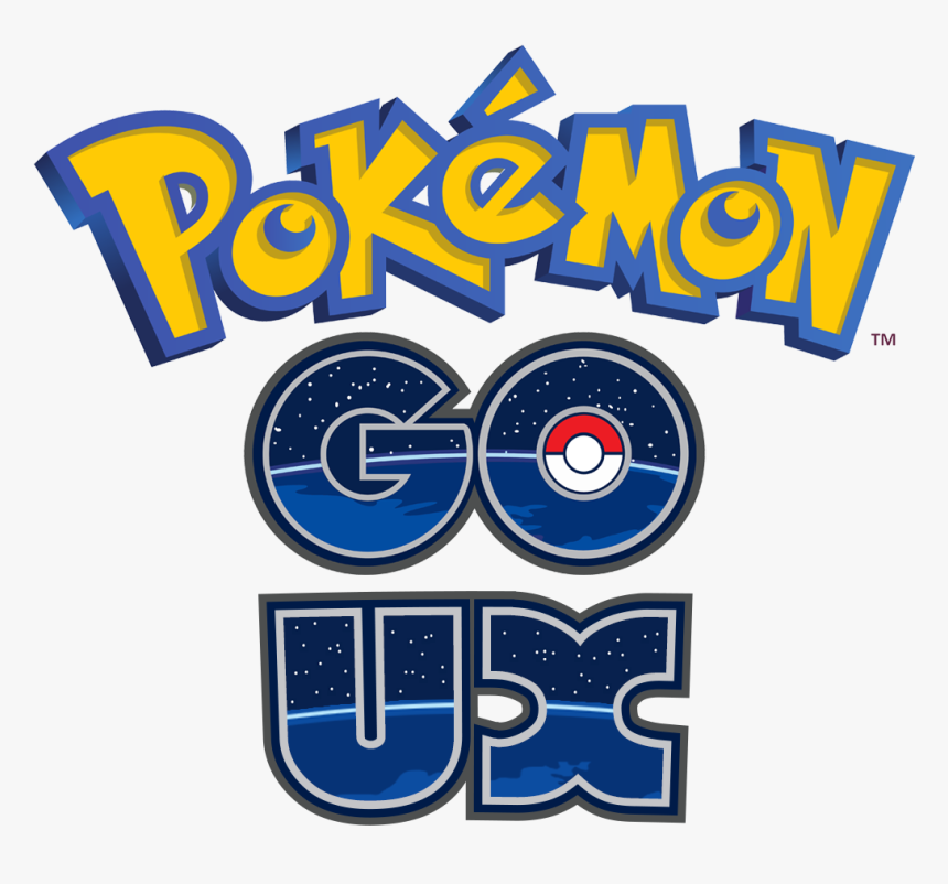 Pokemon Png Go - Pokemon Go Logo Png, Transparent Png, Free Download