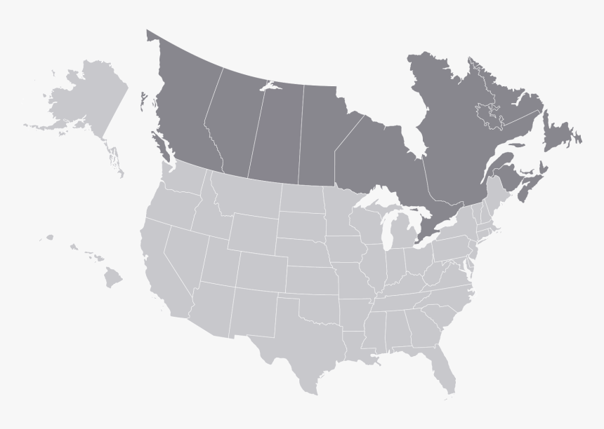 Us Map For Powerpoint Picture Ideas References - Us Canada ...