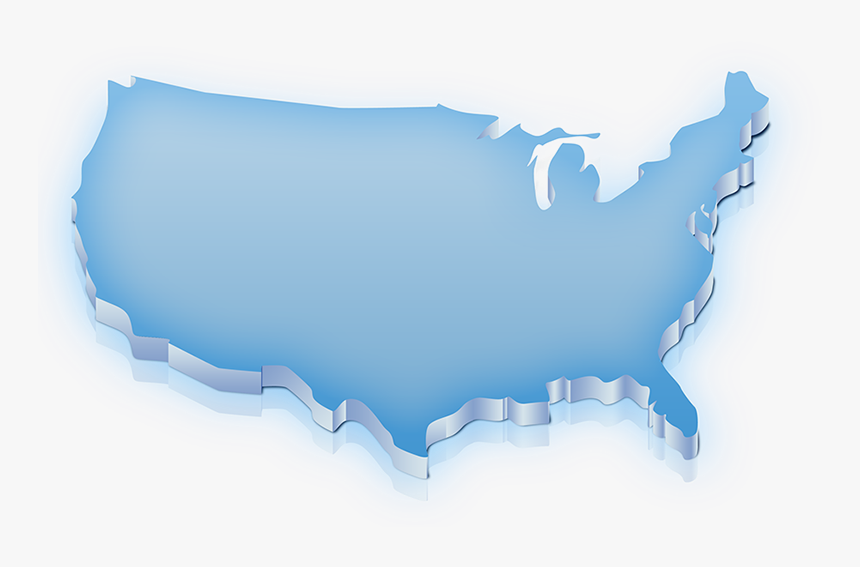 united states map 3d United States Clipart Shape Usa Map 3d Png Transparent Png