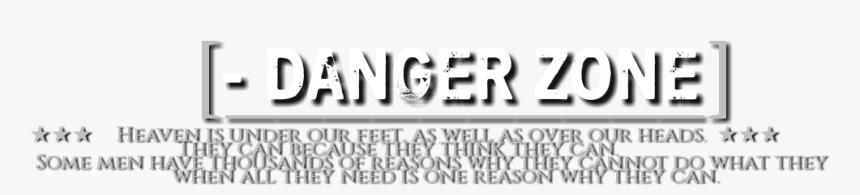 Danger Png, Transparent Png, Free Download