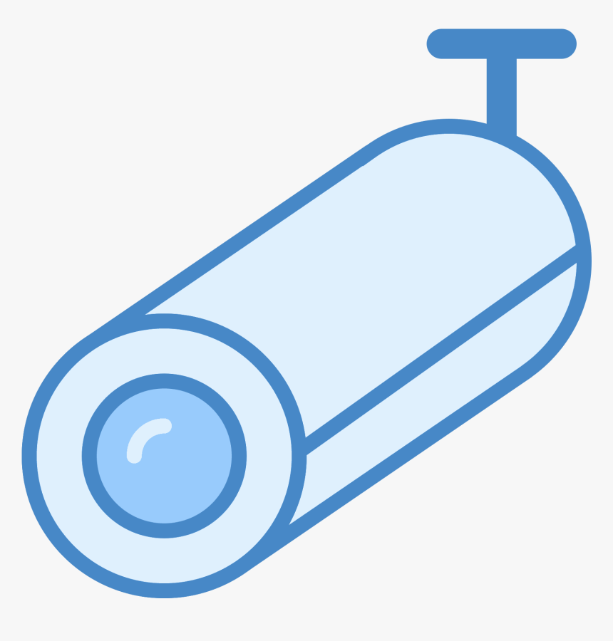 Caméra Bullet Icon - Camera Bullet Icon, HD Png Download, Free Download