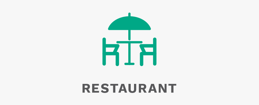 Restaurant-icon - Graphic Design, HD Png Download, Free Download