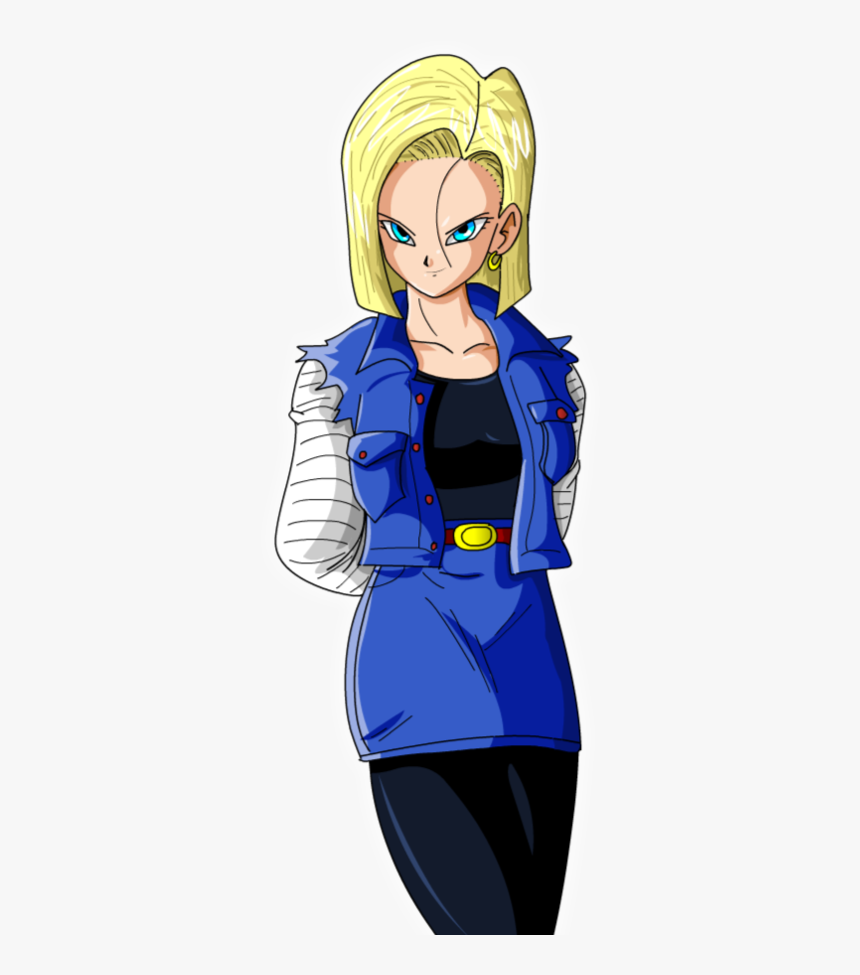 Omnibattles Wikia - Android 18, HD Png Download, Free Download