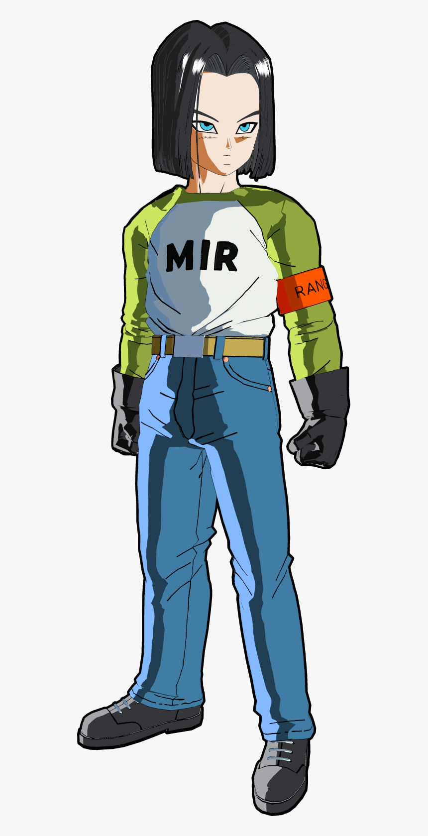 Android 18 Tournament Of Power Png, Transparent Png, Free Download