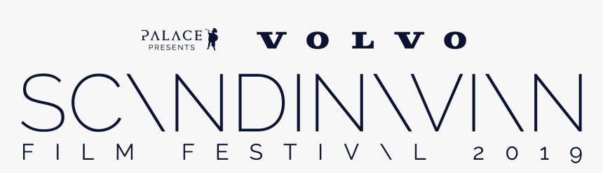 Volvo Scandinavian Film Festival - Scandinavian Film Festival 2019, HD Png Download, Free Download