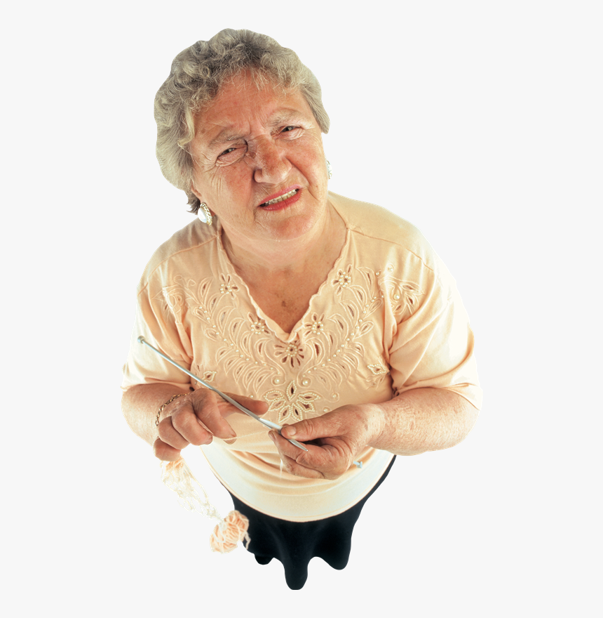 Forgetmenot Old Women - Old Women Png, Transparent Png, Free Download