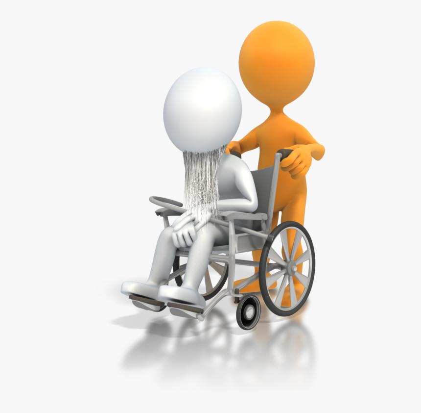 Senior Companion Service - Presenter Media Wheelchair, HD Png Download, Free Download