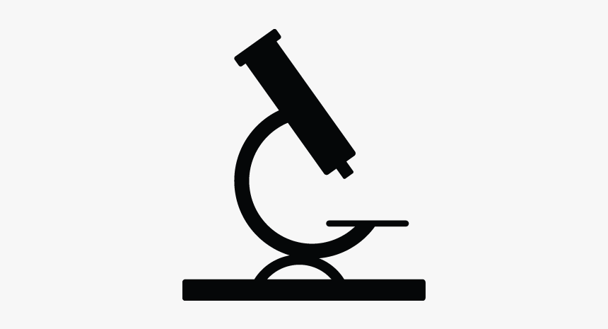 Microscope, Laboratory, Medical, Research Icon - Calligraphy, HD Png Download, Free Download