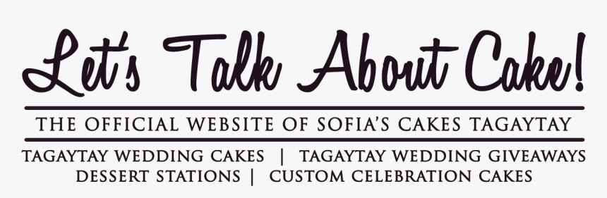 "Sofia""s Cakes Tagaytay - University Of Utah, HD Png Download, Free Download"
