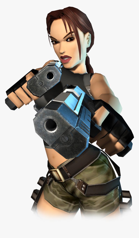 Lara Croft Tomb Raider 6 Hd Png Download Kindpng