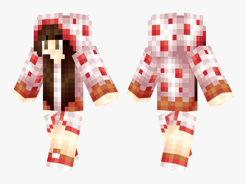 Skin Minecraft Cake Girl, HD Png Download, Free Download