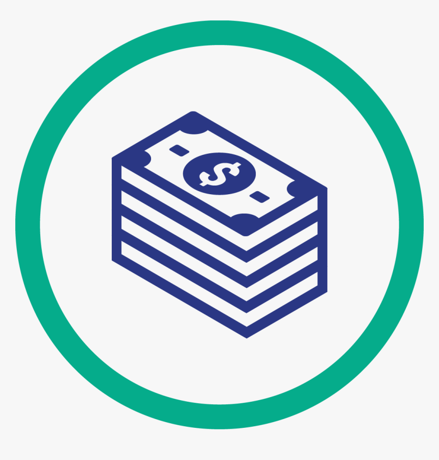 Money Euro Icon Png, Transparent Png, Free Download