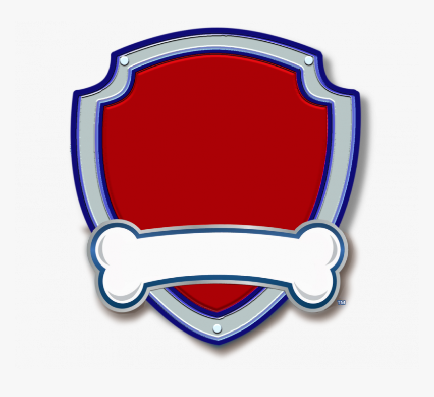 Bones Clipart Paw Patrol - Paw Patrol, HD Png Download, Free Download