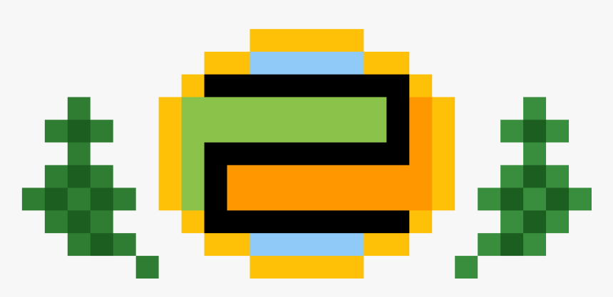 Superman Symbol Pixel Art Hd Png Download Kindpng