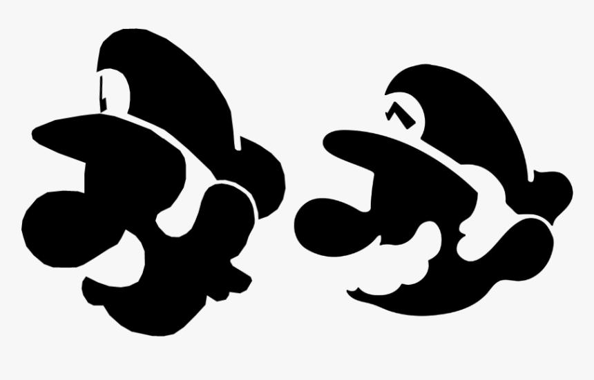Simple Mario Pumpkin Carving, HD Png Download, Free Download