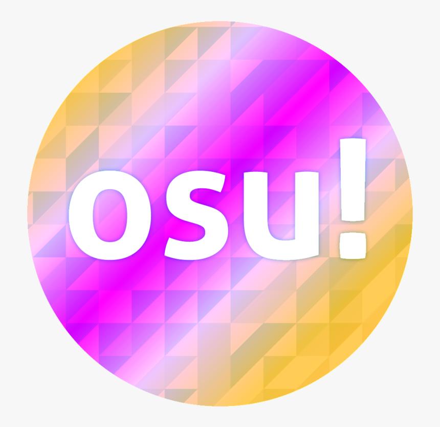 Transparent Osu Logo Png - Osu Logo Transparent, Png Download, Free Download
