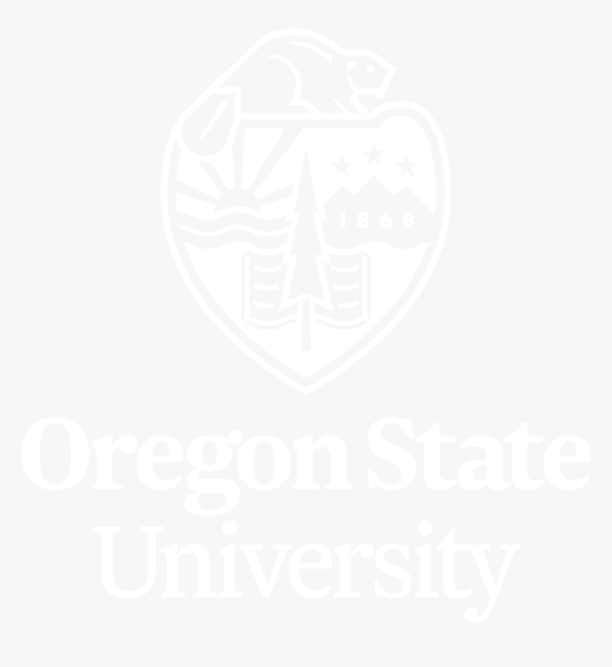 White Osu Logo - Oregon State University Crest, HD Png Download, Free Download