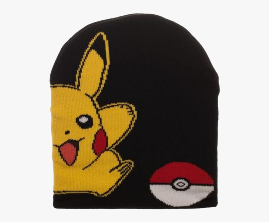 "Pokemon Bioworld""     Data Rimg=""lazy""  Data Rimg Scale=""1""  - Knit Cap, HD Png Download, Free Download"