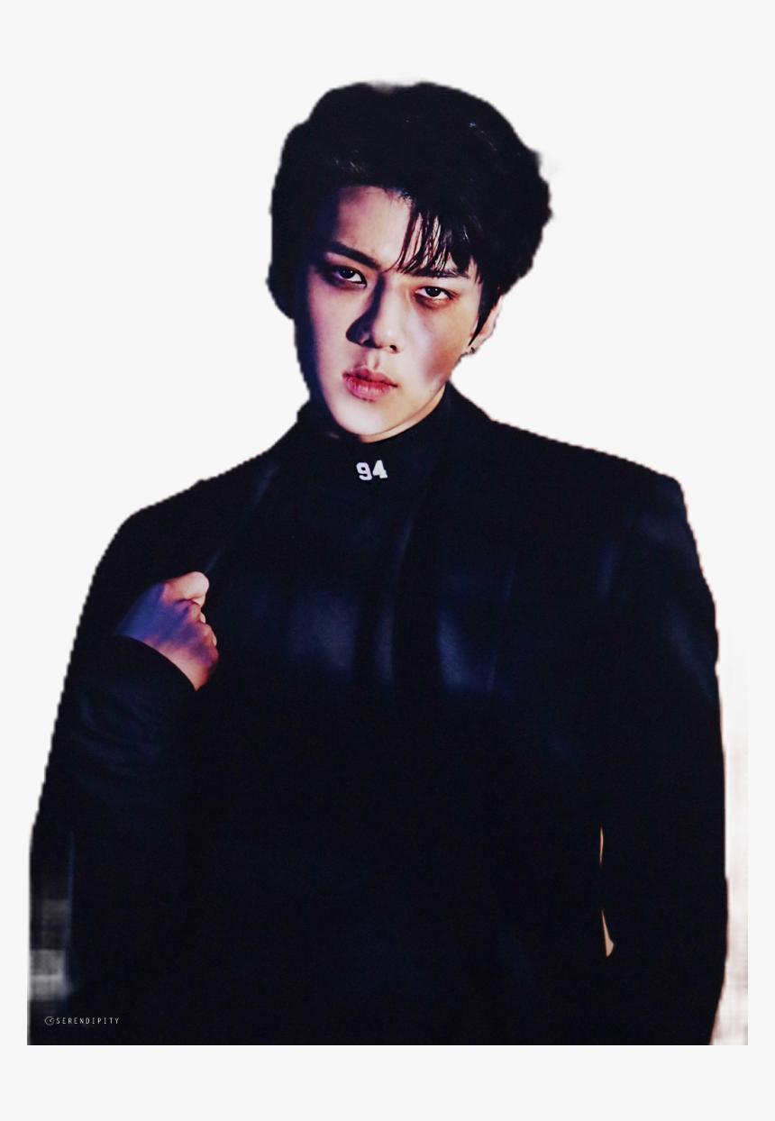 Sehun Exomonster Exo Weareoneweareexo Weareone Exo Sehun Monster Hd Png Download Kindpng