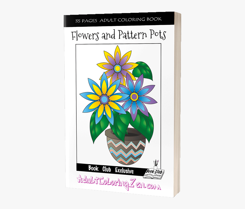 Flower Pot Coloring Pages For Kids - Flower Pot Coloring Pages ... | 735x860