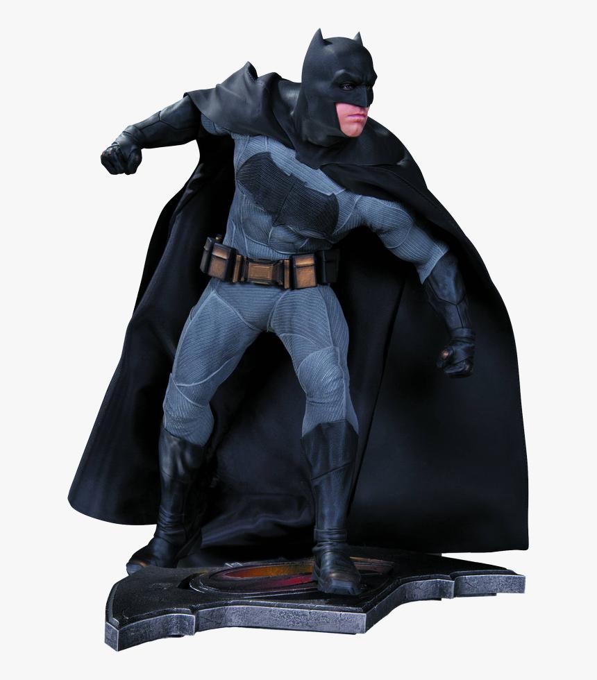 Batman V Superman - Dc Collectibles Batman 1 6, HD Png Download, Free Download