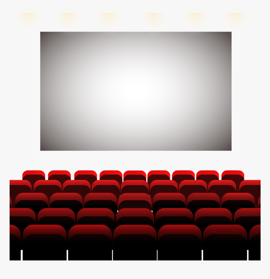 Comfortable Cinema Seat Vector Material Png Download Movie Theater Seat Png Transparent Png Kindpng