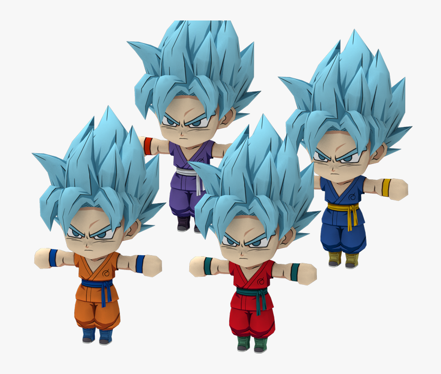 Transparent Dragon Ball Fighterz Png - Dragon Ball Fighterz Lobby Avatars, Png Download, Free Download
