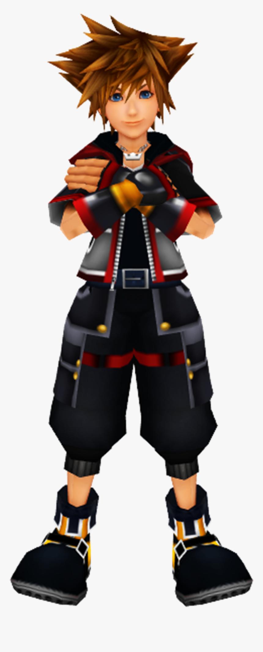 Sora Kingdom Hearts Iii - Kingdom Hearts 3 Main Character, HD Png Download, Free Download
