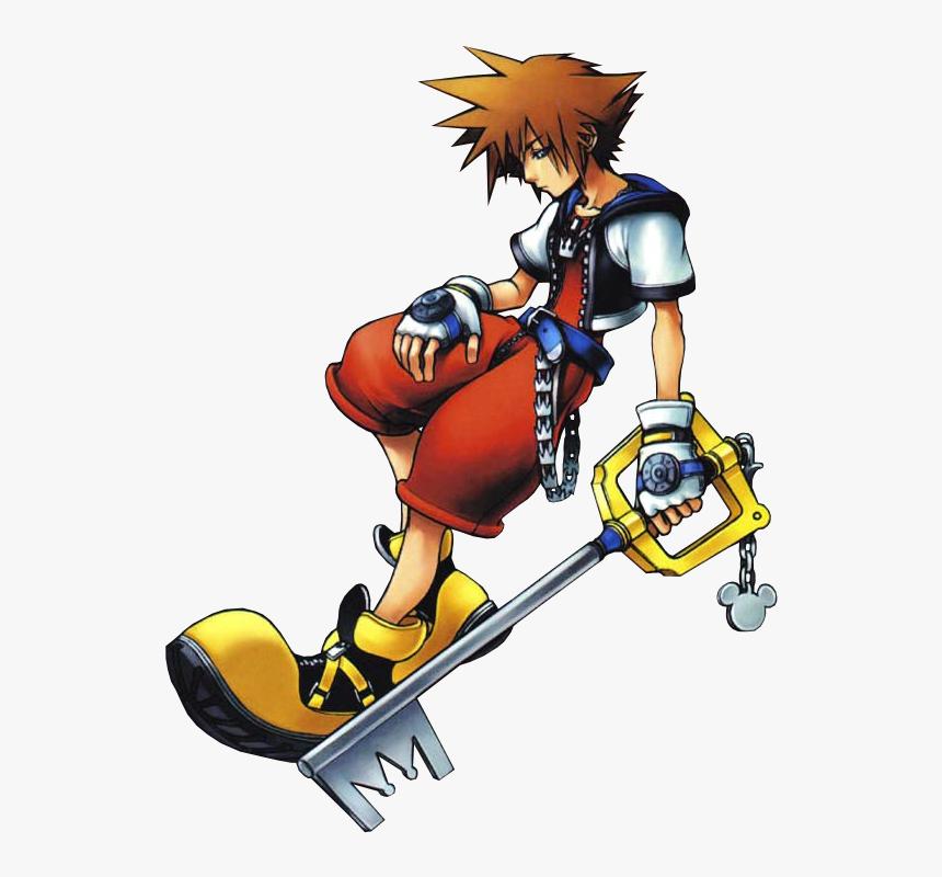 Kingdom Hearts Sora Render , Png Download - Kingdom Hearts Sora Render, Transparent Png, Free Download