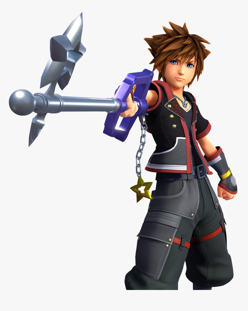 Kingdom Hearts Iii Render, HD Png Download, Free Download