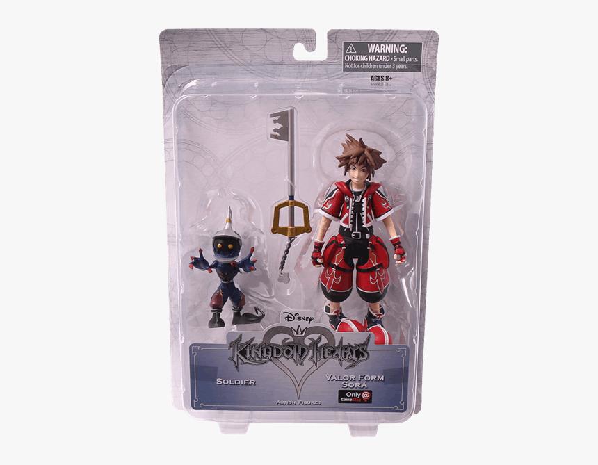 Kingdom Hearts 3 Final Form Sora Toys, HD Png Download, Free Download