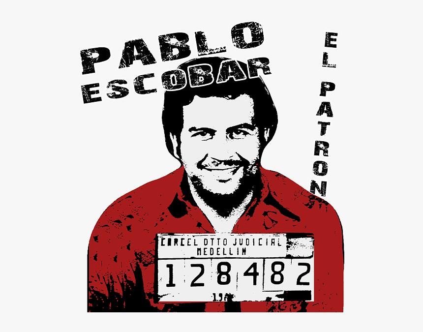Pablo Escobar Canvas Art, HD Png Download, Free Download