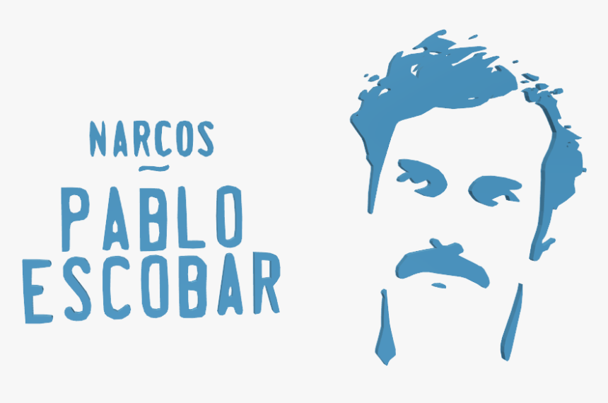 Pablo Escobar Narcos - Illustration, HD Png Download, Free Download