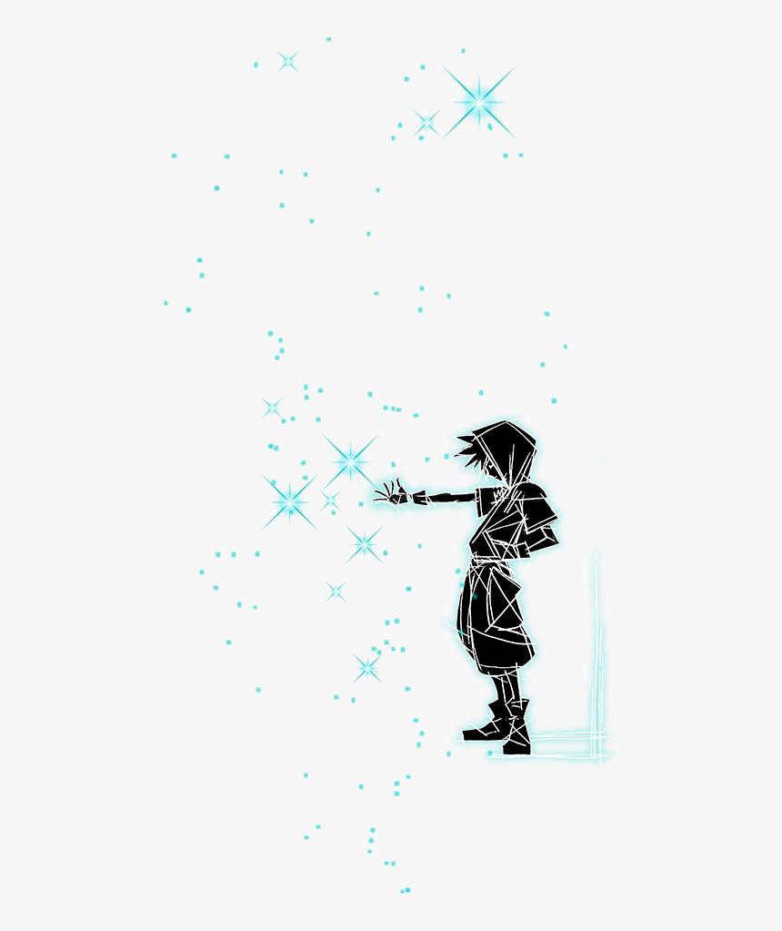 Anime, Nomura Tetsuya, Kingdom Hearts, Sora , Sketch, - Illustration, HD Png Download, Free Download