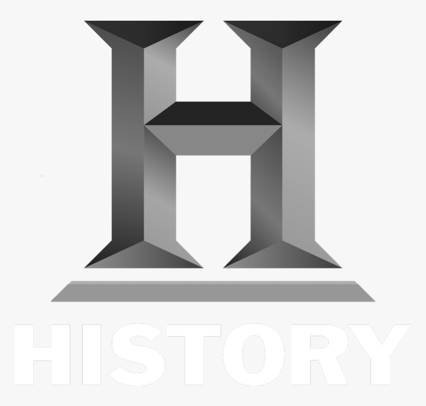 Channel History Logo White, HD Png Download, Free Download