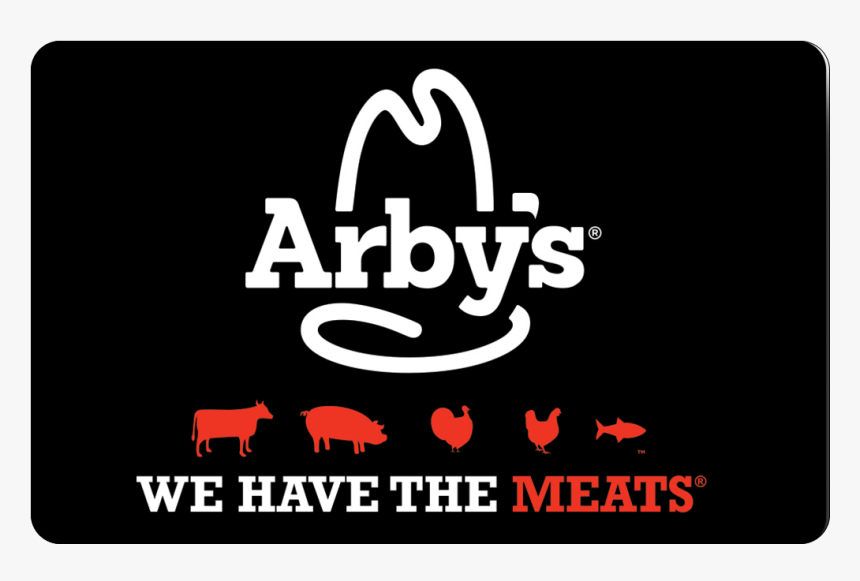 Arbys Gift Card, HD Png Download, Free Download