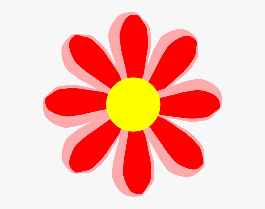 Cartoon Flower Clip Art Flower Cartoon Png Transparent Png Kindpng