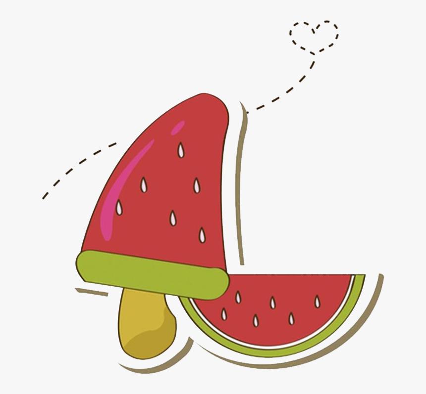 Fruits Transparent Pop Art Clipart Royalty Free Download, HD Png Download, Free Download