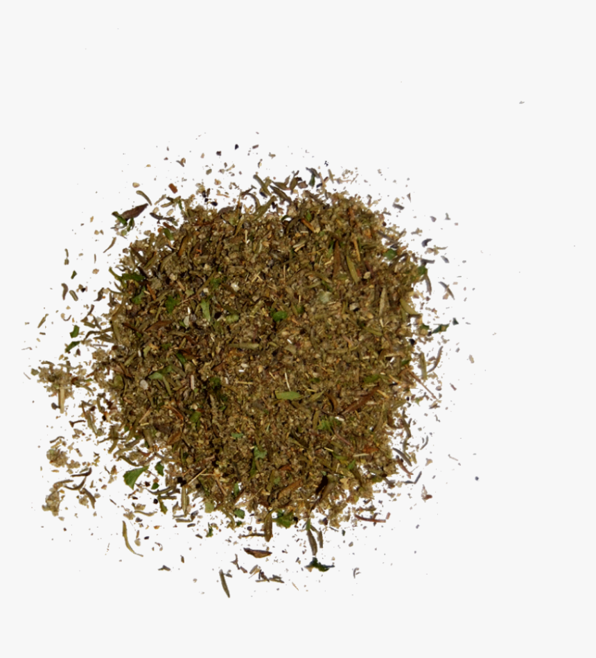 Poultry Seasoning Green Green Spices Png Dried Spices Top View Png Transparent Png Kindpng