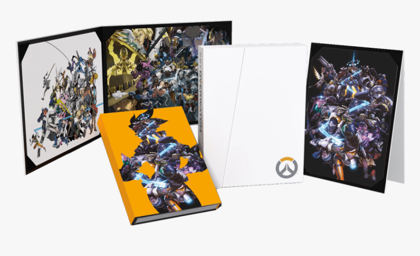 Art Of Overwatch Limited Edition, HD Png Download, Free Download