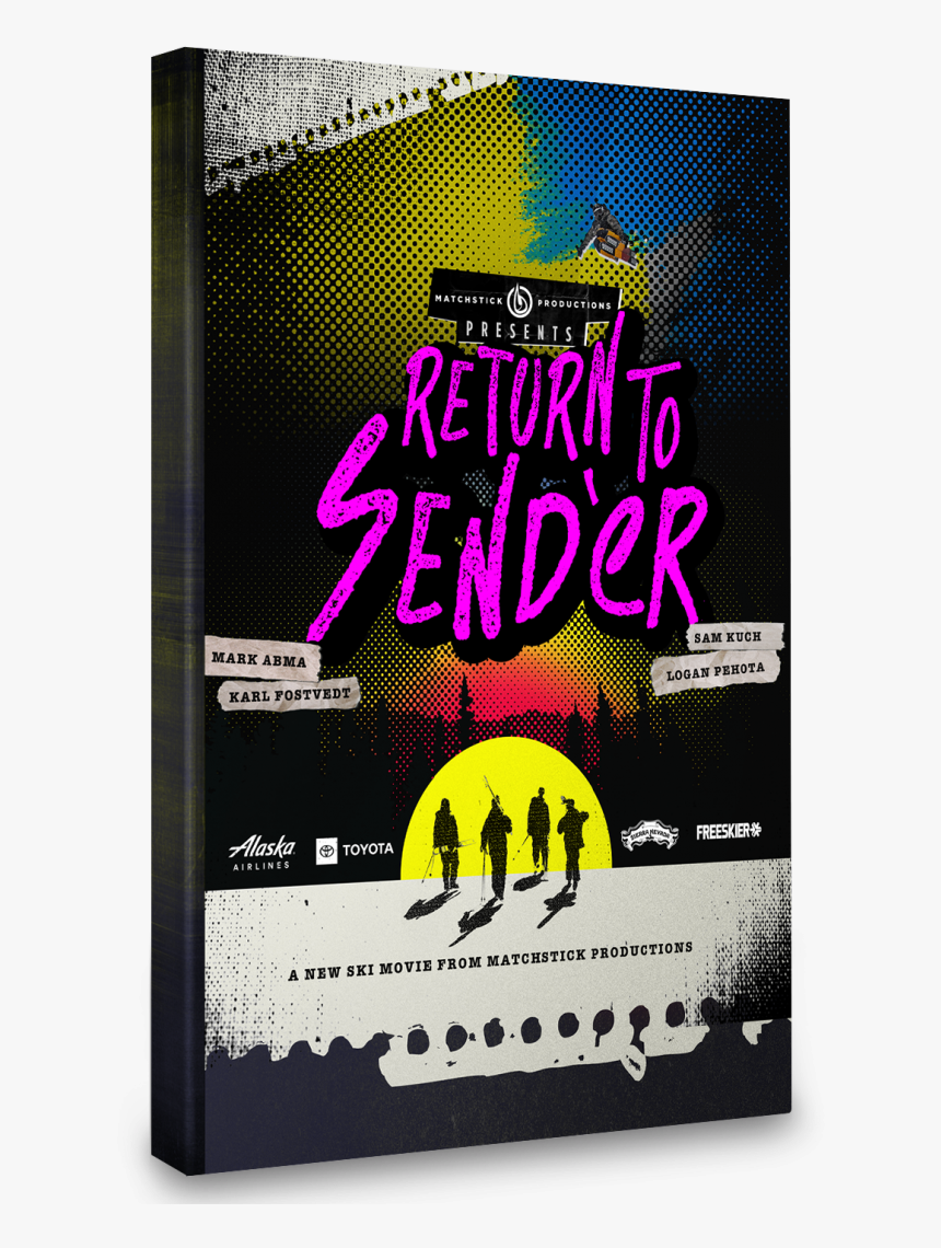 Return To Sender Matchstick Productions, HD Png Download, Free Download