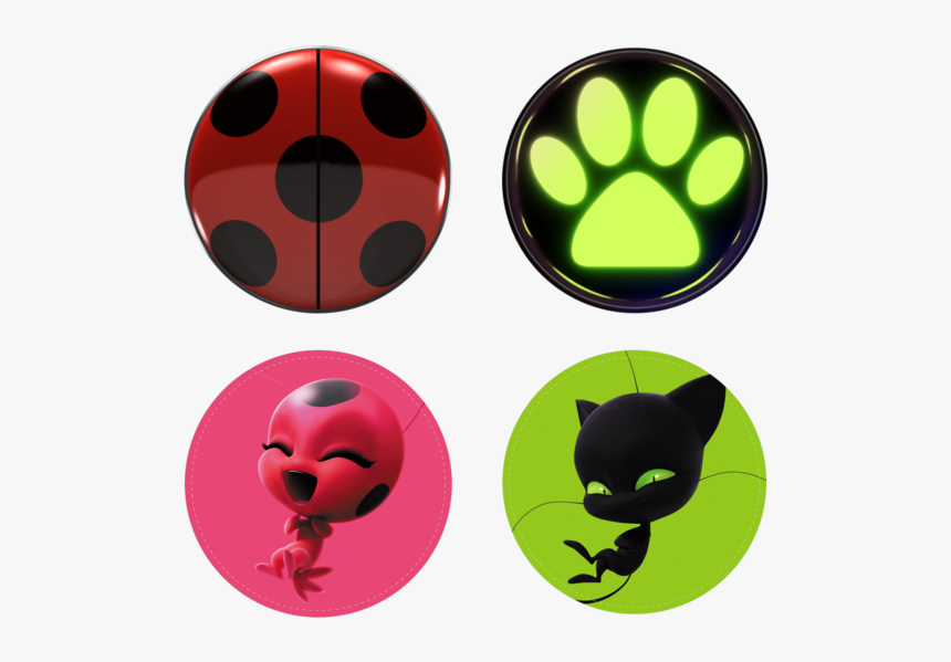 Miraculous As Aventuras De Ladybug Ladybug And Cat Noir Logo Hd