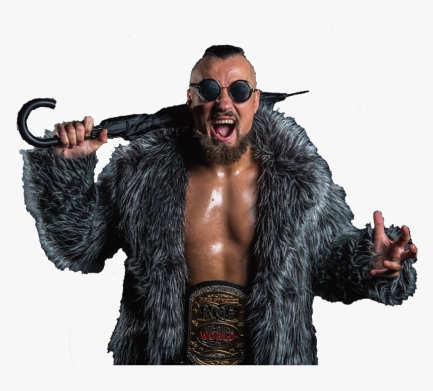 Marty Scurll Png - Marty Scurll, Transparent Png, Free Download