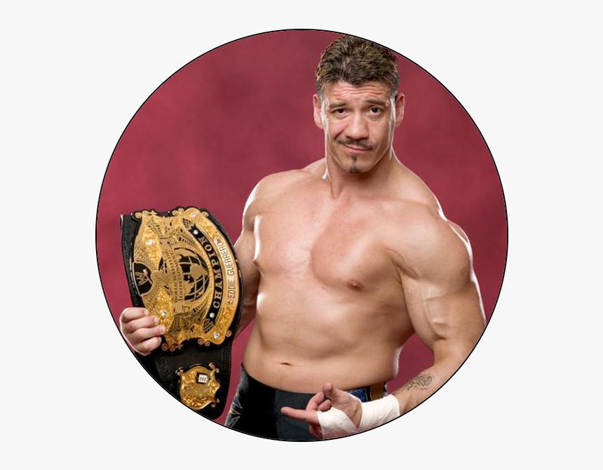 Eddie Guerrero Wwe Championship , Png Download - Eddie Guerrero Birthday, Transparent Png, Free Download